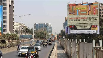 Rustomjee puts up 'out of the box' outdoor campaign