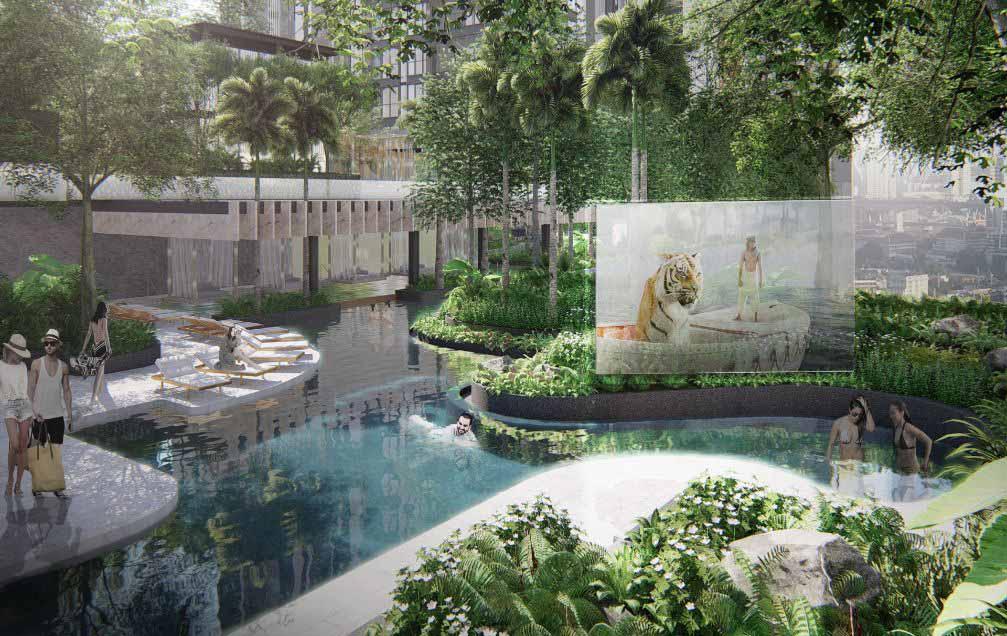 Pool Amphitheatre